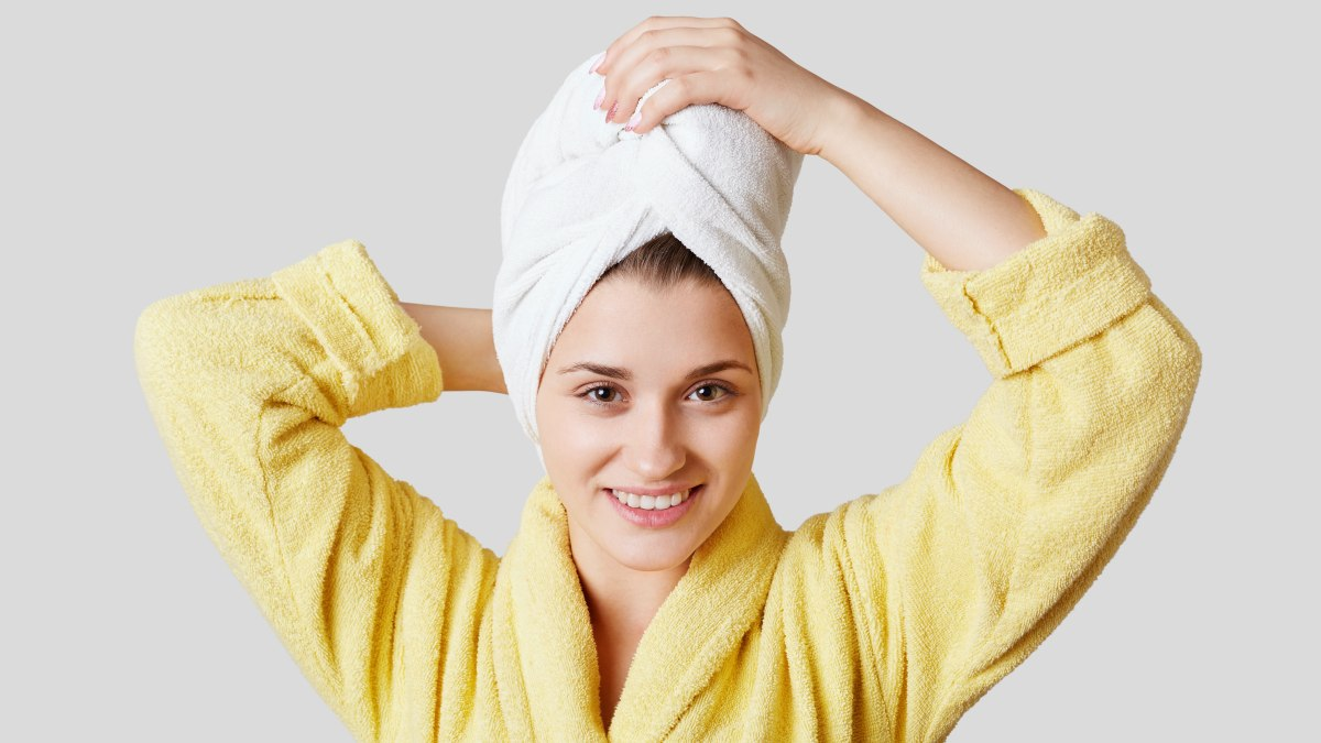 How To Towel Dry Hair And What Towel To Use
