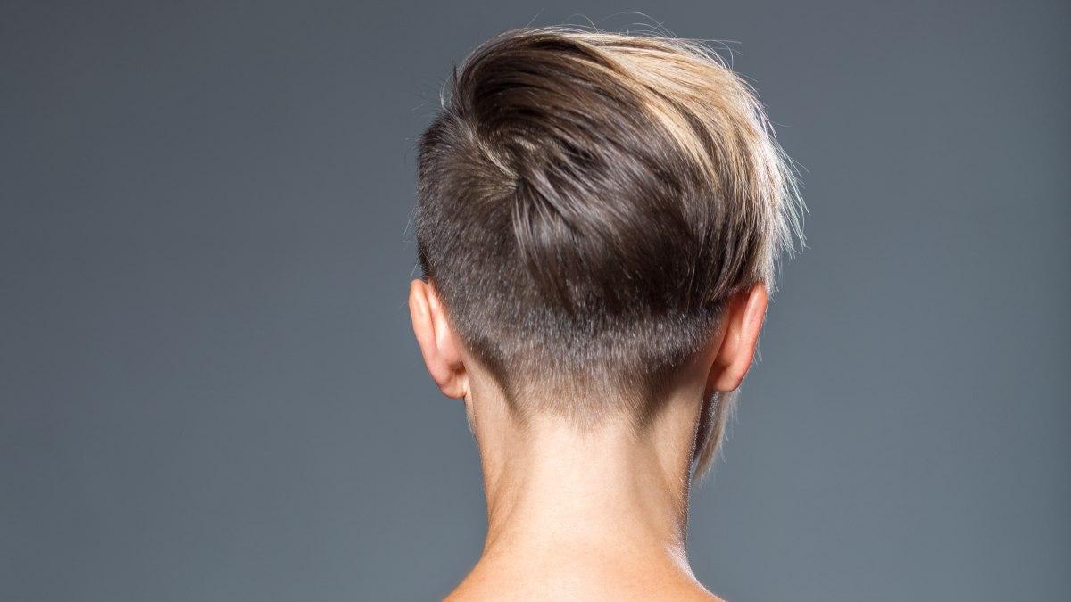 Lesbian Haircut Tumblr