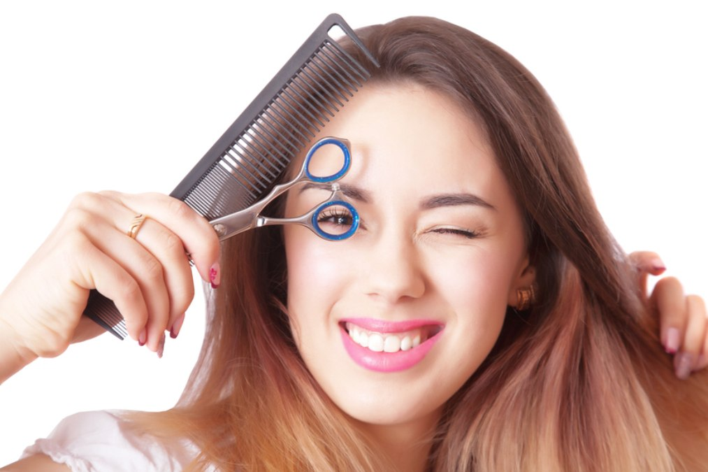 The pros and cons of cutting your own hair