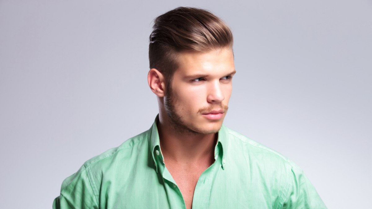 Fine Do Guys Get Highlights In Their Hair Hairstyle Inspiration Daily Dogsangcom