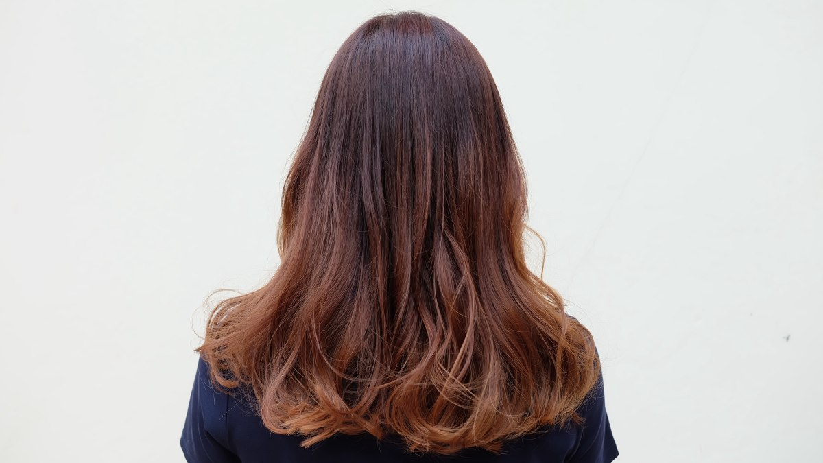 Can I Ombr 233 My Dark Brown Hair Using Just Bleach