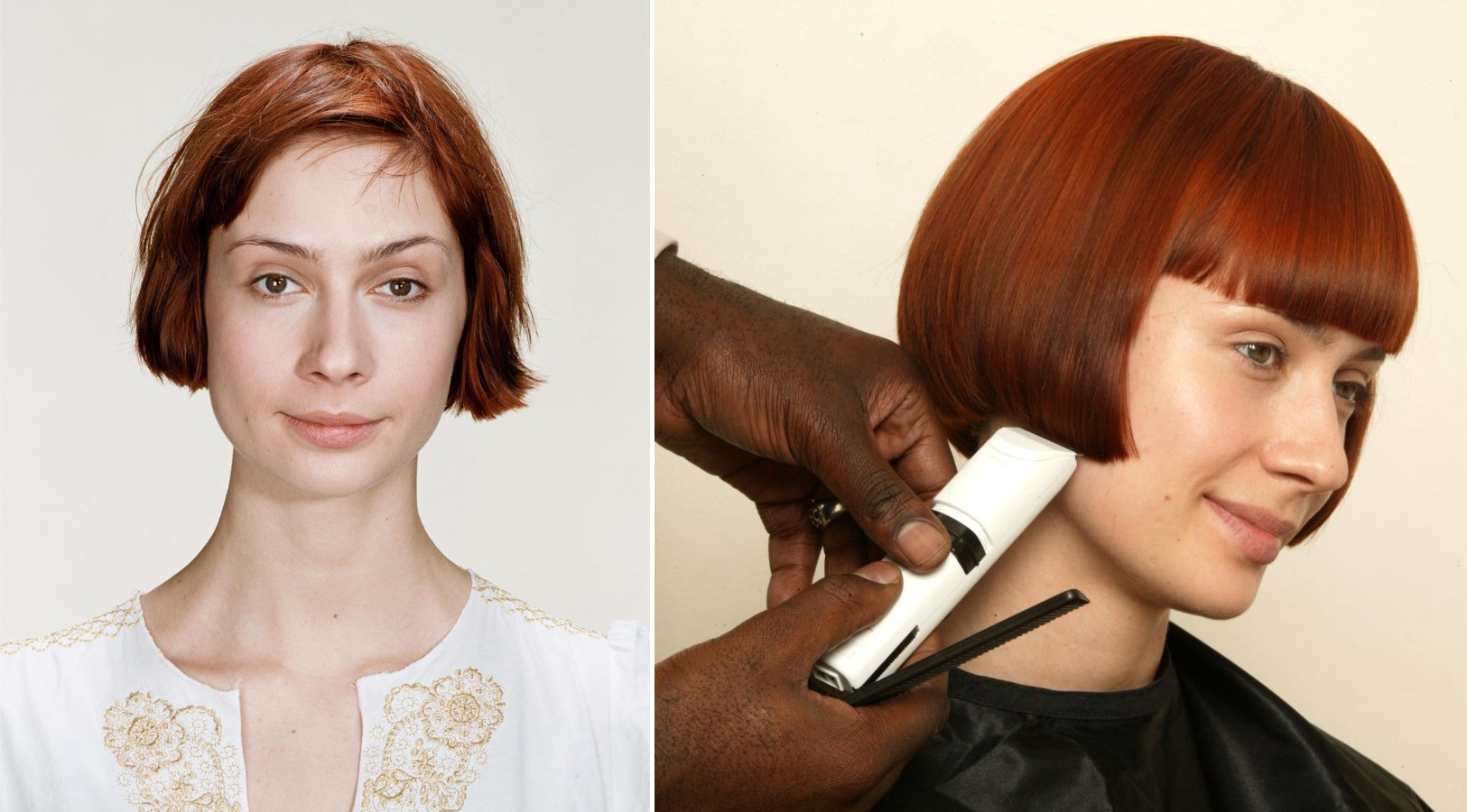 Step by step to cut hair into a graduated box bob - Step Cut Hairstyle Indian Girls