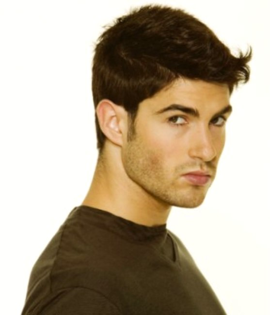 Men's Fashion Hairstyle