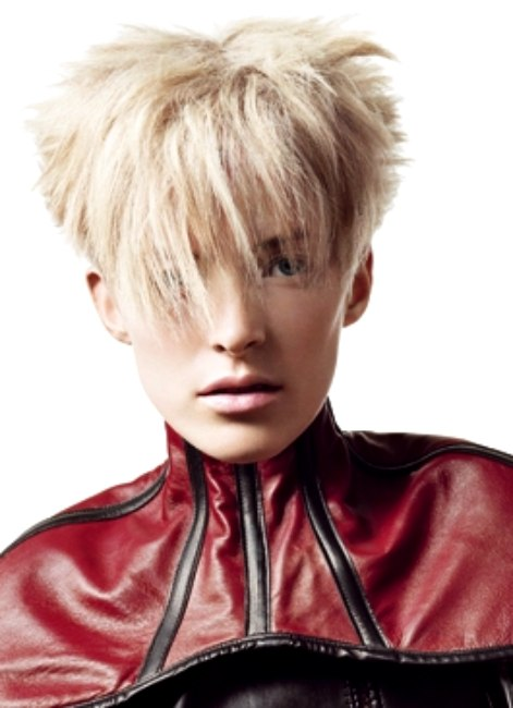 new wave hair style new wave hairstyle with a graduated back of the 4627 | new wave hairstyle