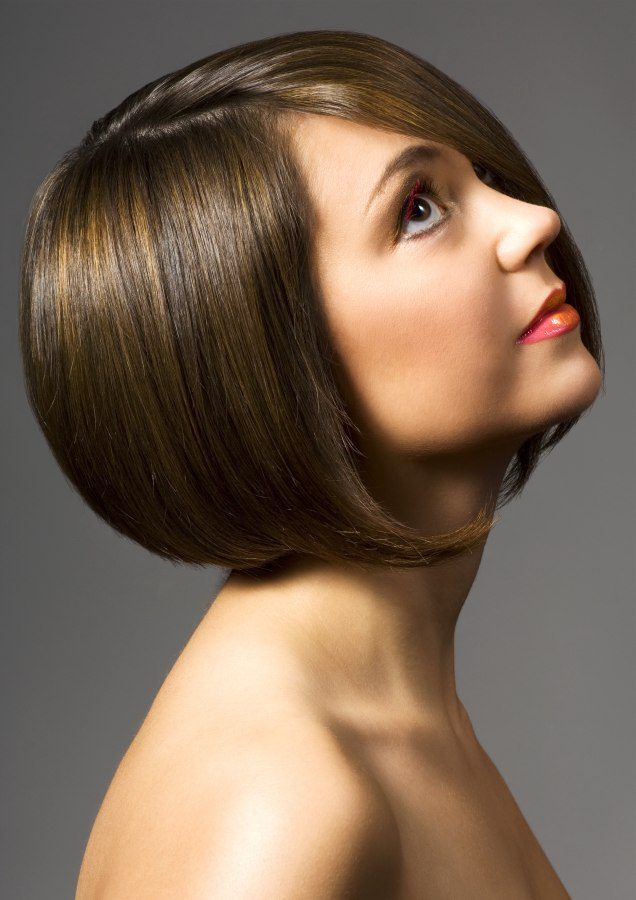 Haircuts Short In Back Longer In Front ...