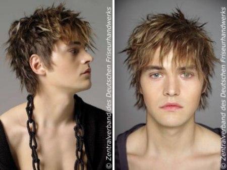 مدل پوشش و مو برای آقایان