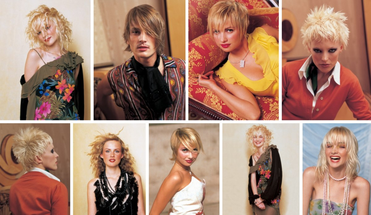 Hairstyles With Inspiration From The Twenties Fifties And Seventies