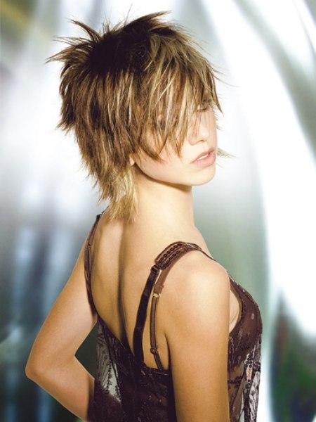 женские ппрически 2009 фото