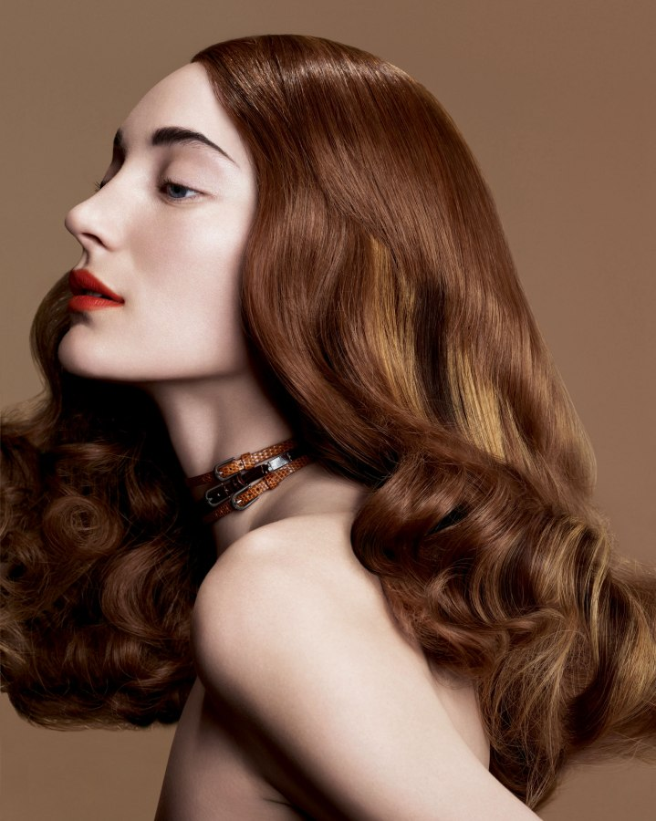 Image Gallery Long Hair Glamour