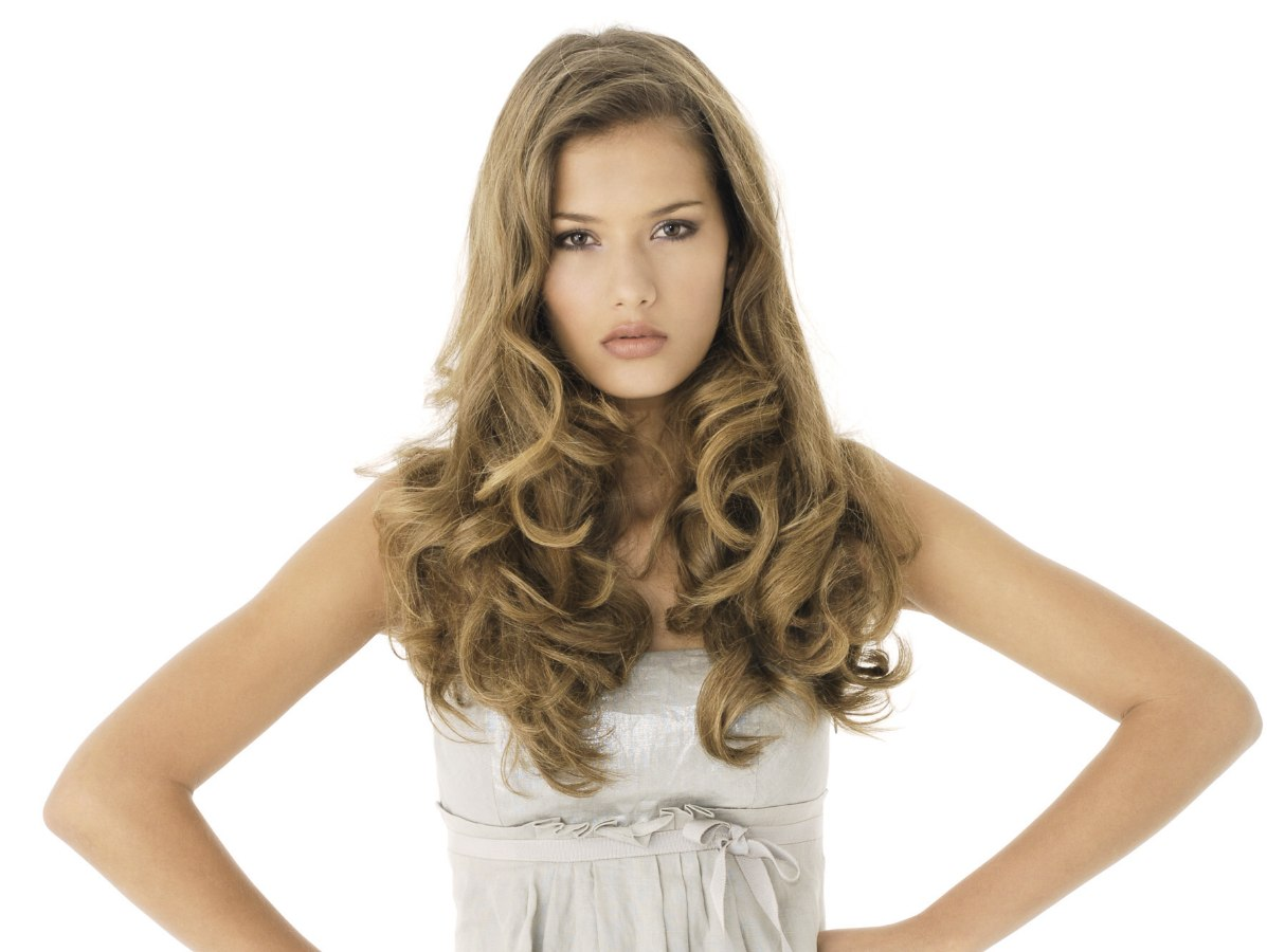 How To Make Large Long Curls For Glamorous Look