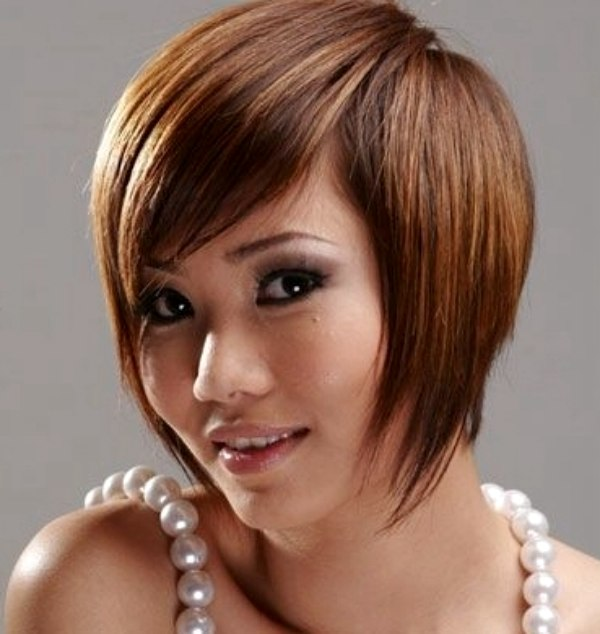Short And Long Asian Hairstyles
