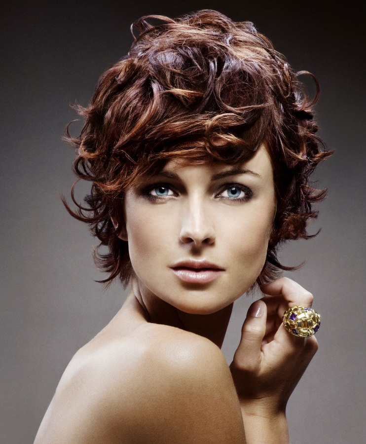 Short Hairstyles For Busy Moms Www Topsimages Com