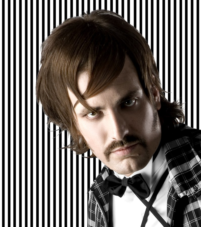 New Moustaches And Men's Hairstyles