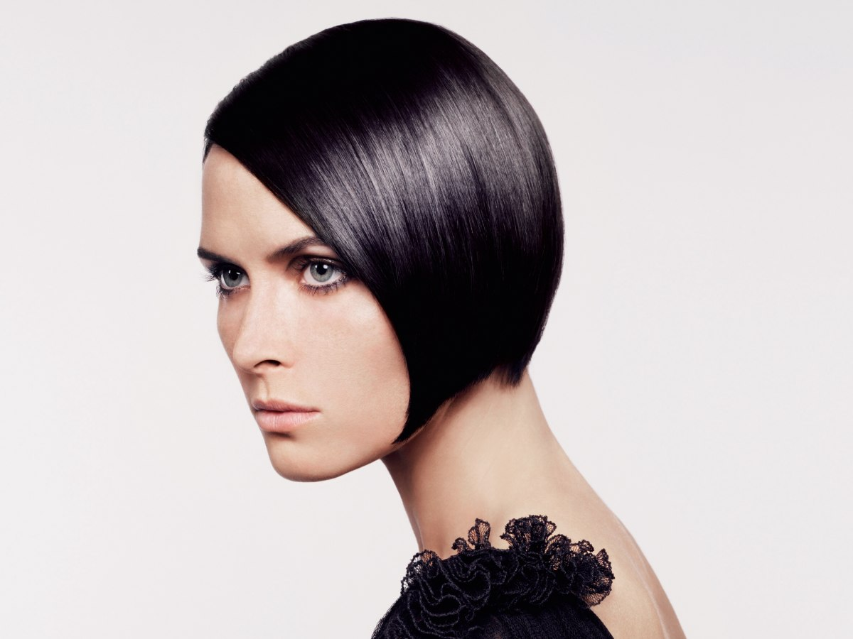 Short Shaved Nape Womans Hairstyles | Short Hairstyle 2013