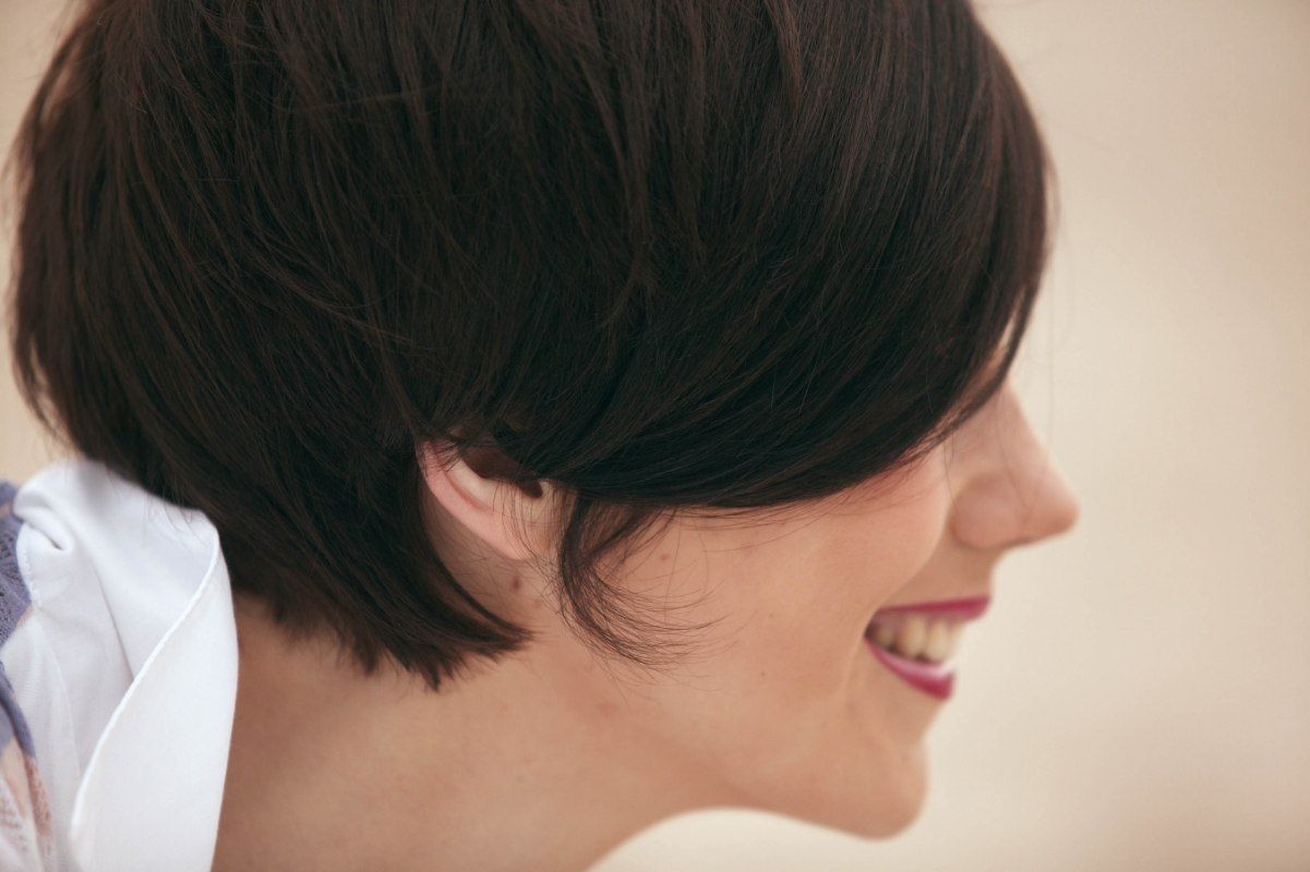 Strange Short Hairstyle For Women Who Like Things Simple And Straightforward Short Hairstyles For Black Women Fulllsitofus