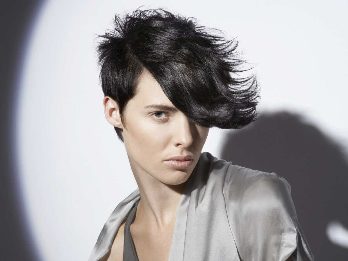 Boyish Hairstyles For Long Hair Find Your Perfect Hair Style