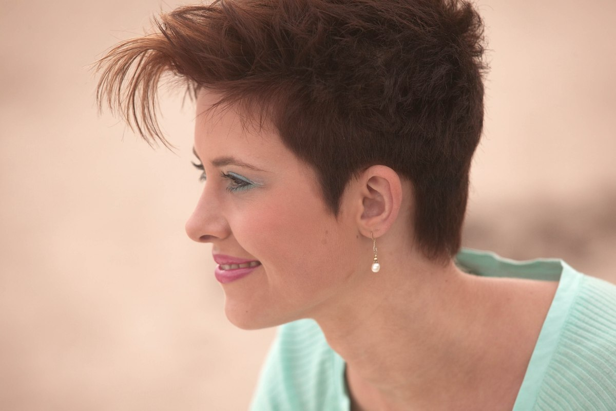 Short Haircuts With Tapered Sides Best Short Hair Styles