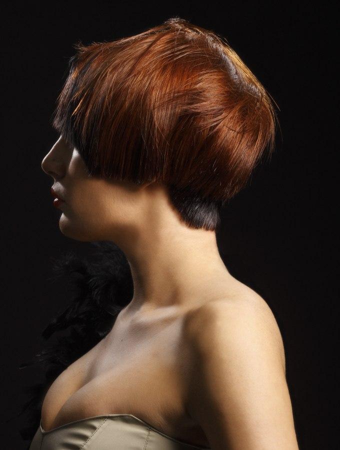 Side View Of Short Bob Haircut Haircuts Models Ideas