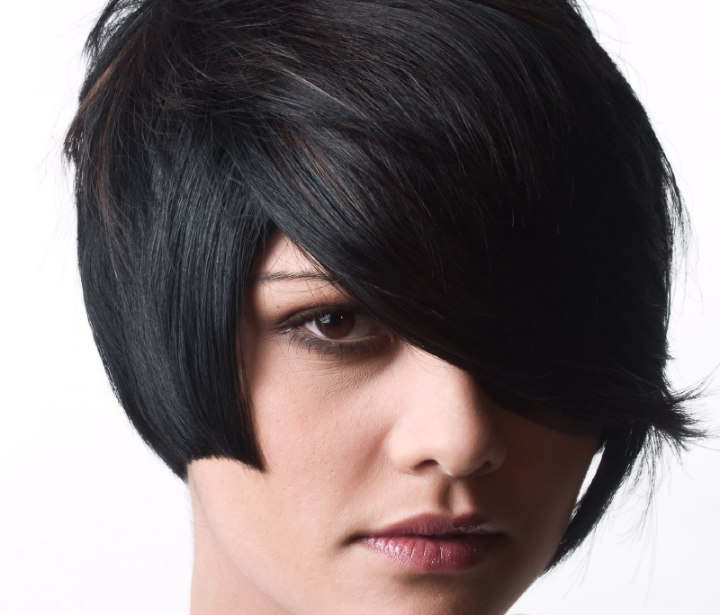 Awe Inspiring Step By Step Guide On How To Cut A Modern Haircut With The Short Hairstyle Inspiration Daily Dogsangcom