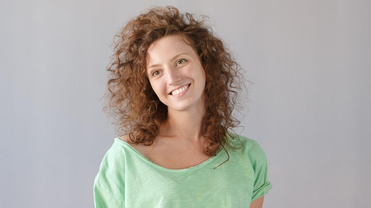 Good Hairstyle For Women With Natural Curly Hair