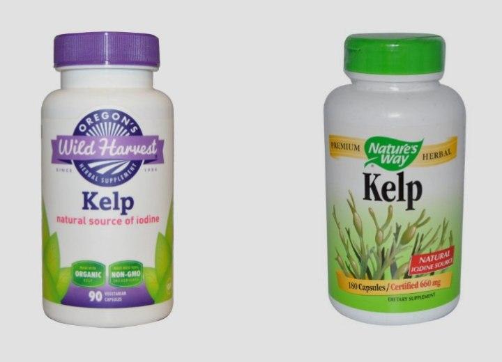 is kelp good for hair growth
