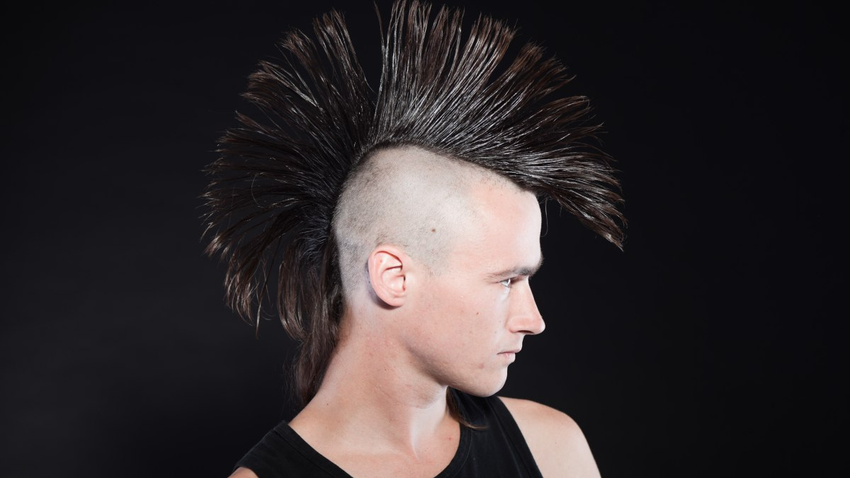 Hair Style Questions: Mohawk Style I Dont Know The Name Of It?