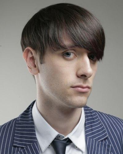 gentlemen's hairstyle