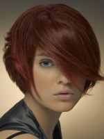 short fashion hairstyle