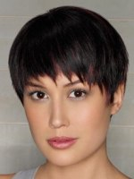 hassle free short haircut for women