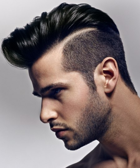 clipper cut hair for men