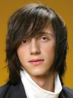 Photo of long hair look for men