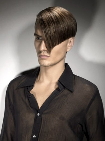 sophisticated haircut for men