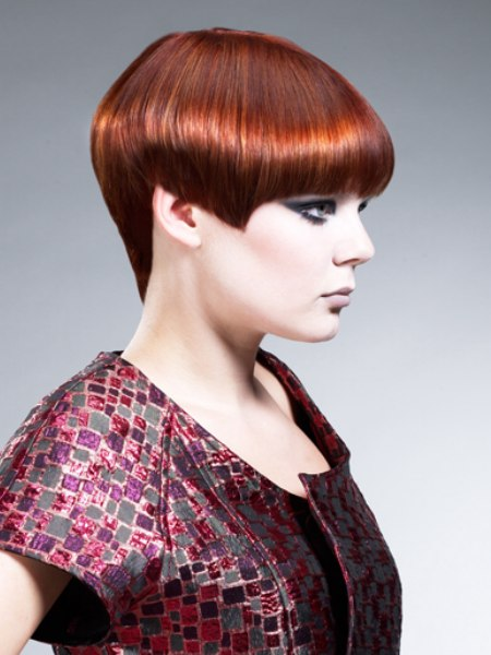 short hairstyle to make a statement