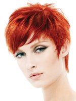 pixie for red hair