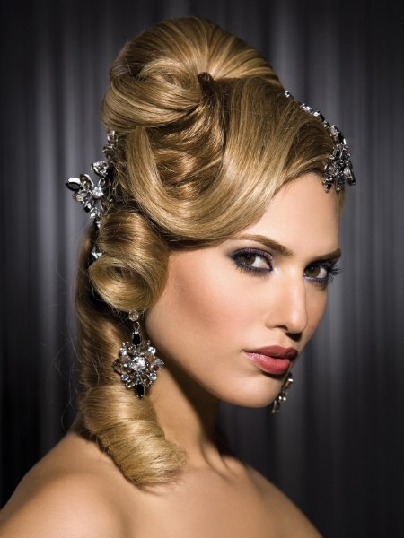 hairstyle to look like a princess