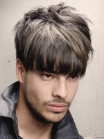 bowl cut for men