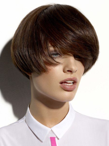 wearable short hairstyle