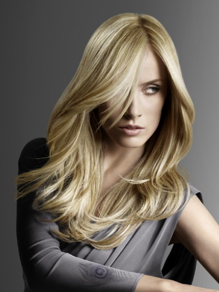 nuances of blond for hair