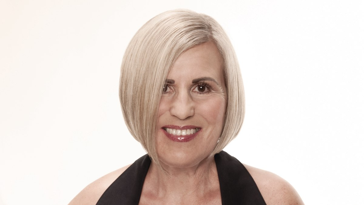 Bob haircut for older women | Silver hair