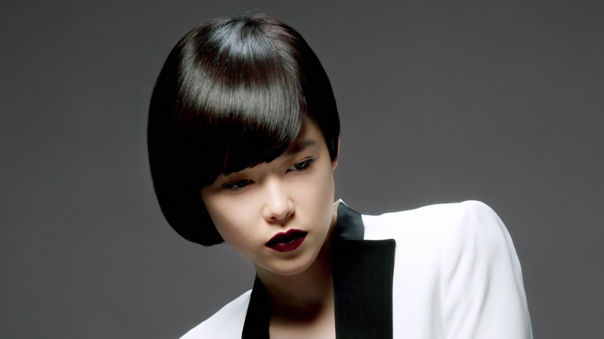 Exciting Short Hairstyle For Professional Women With High