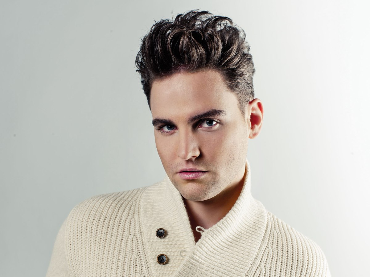 Traditional Short Haircut For Career Oriented Men