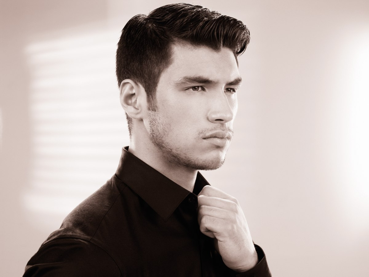 Fashion Hairstyles Male Hairstyles