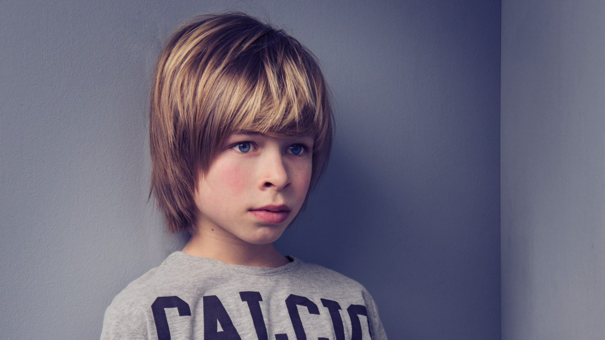 Long And Short Low Maintenance Hairstyles For Kids