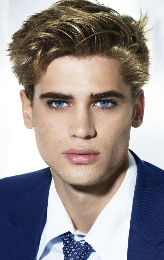 Highlight hair for men image collections hair extension hair neat hairstyle with highlights and a lot of versatility for men short mens hair with highlights pmusecretfo Gallery
