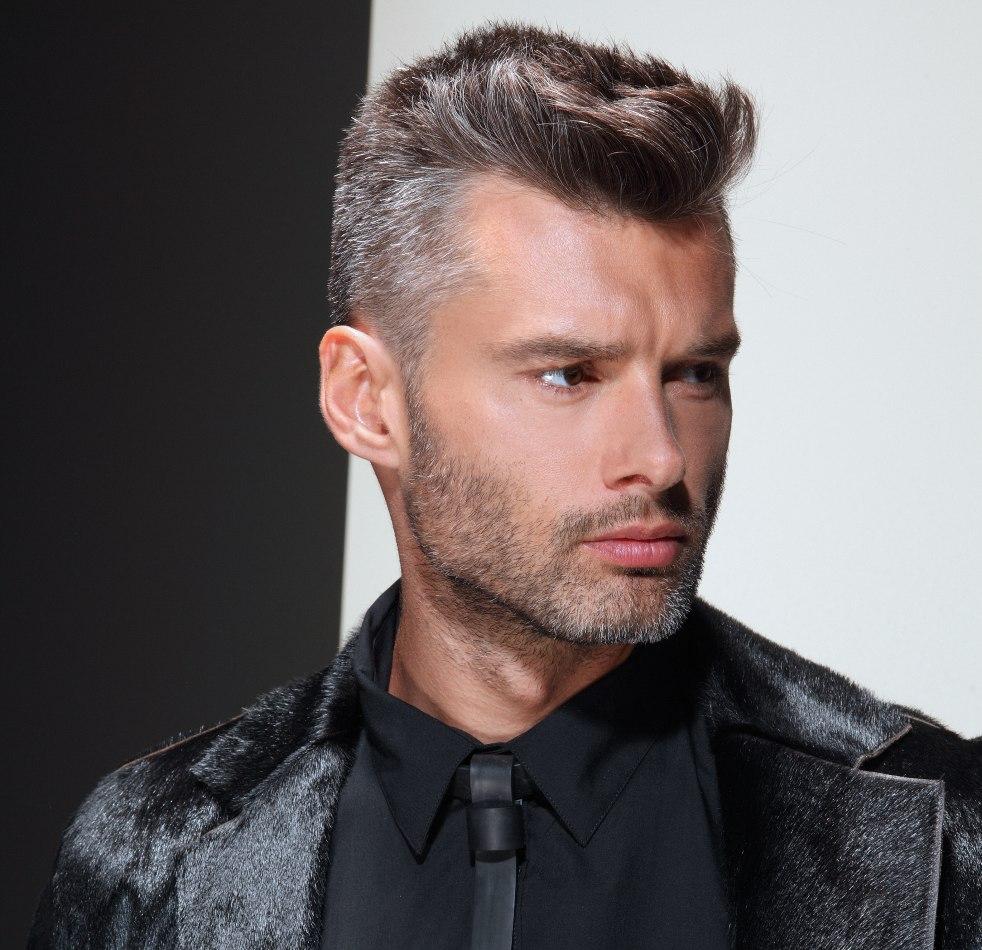 30 Best Hair Color For Men Mens Hairstyles 2017 Of Light Gray Hair ...