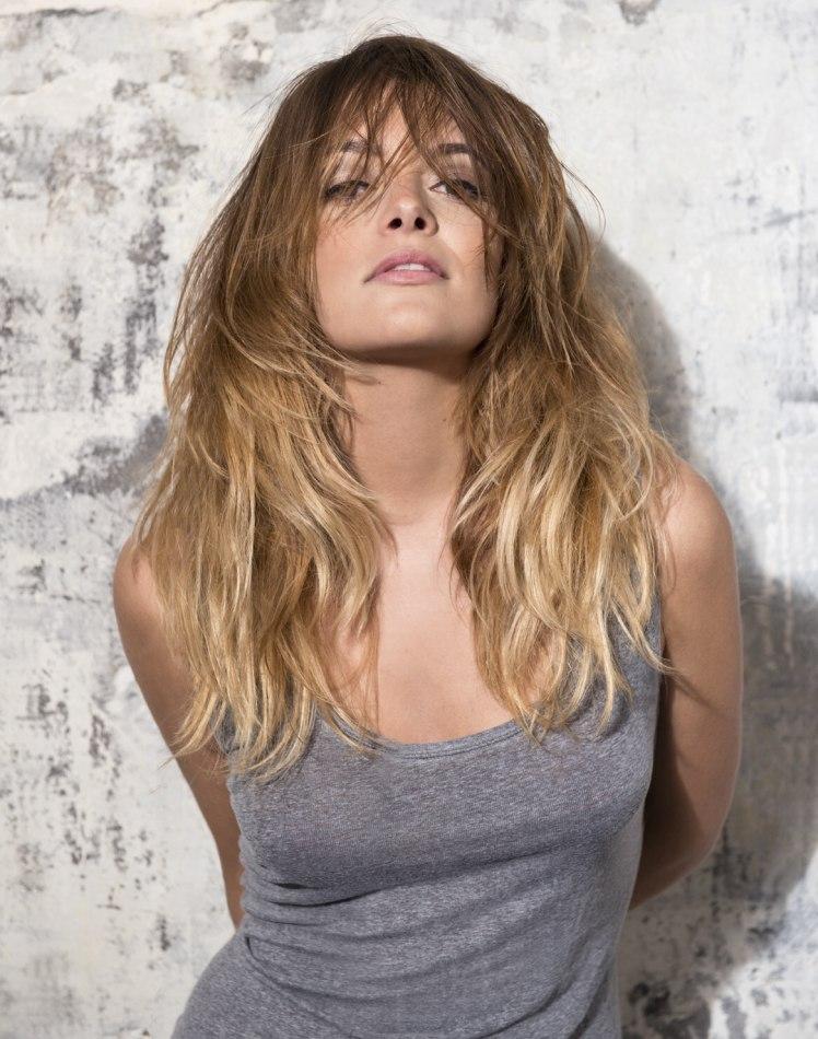Fantastic Dark Blonde Hair With Side Fringe Short Hair Fashions Short Hairstyles Gunalazisus