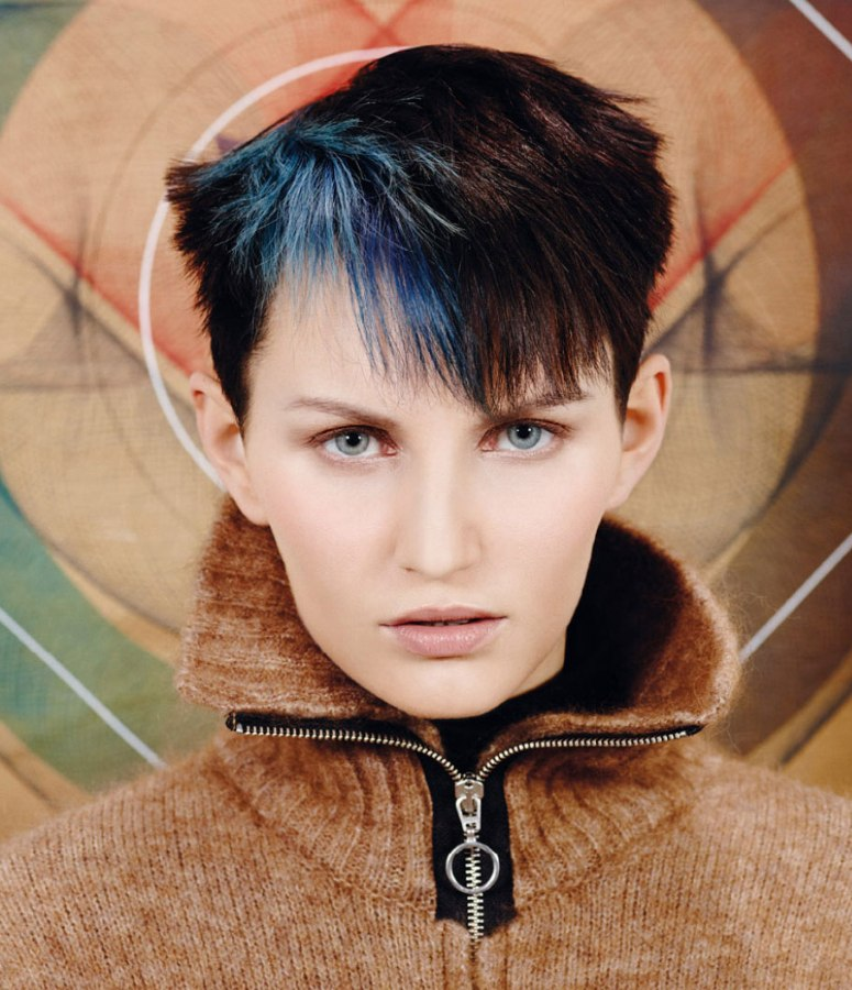 Contemporary Art And New Concepts For Hair