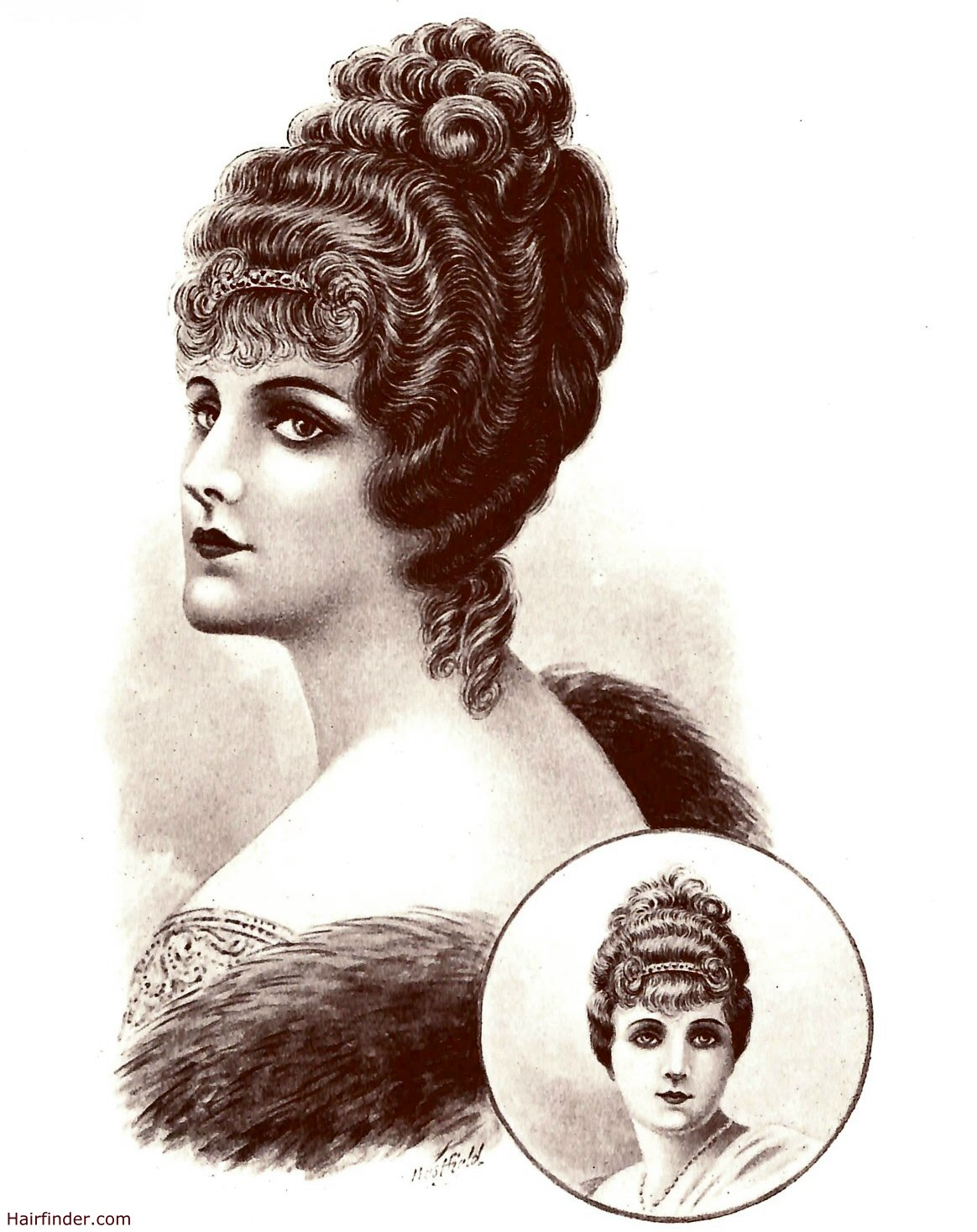 haircut styles for hair hairstyles of 1915 hairstyles of 1915 edwardian era 5354