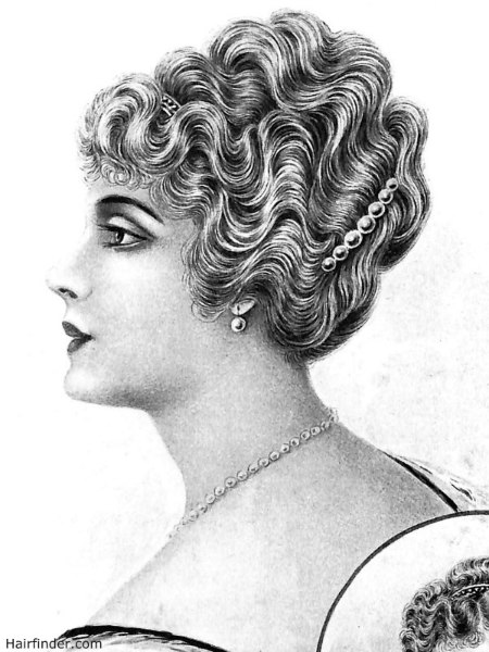 haircut styles for hair hair style 1915 vintage hairstyles the venice 7905