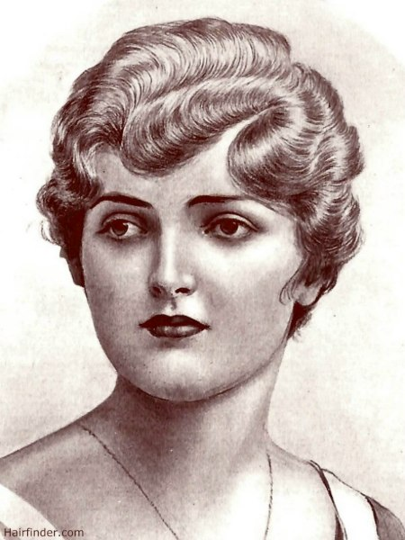 haircut styles for hair hairstyles of 1915 vintage professional hairstyle 7905